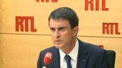 Manuel Valls veut combattre