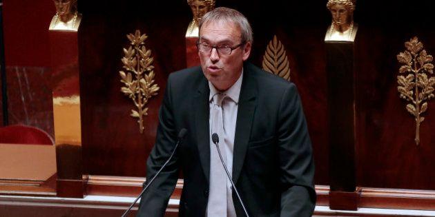 Philippe Bies, le député PS qui lie la profanation du cimetière juif de Sarre-Union au Front