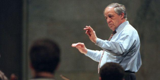 Pierre Boulez, célèbre compositeur et chef d'orchestre, est mort à l'âge de 90