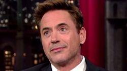 Robert Downey Jr. vous présente en avant-première... sa fille de 6