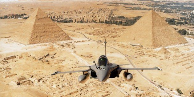 Vente de Rafale à l'Egypte: àquoi vont servir les avions de chasse
