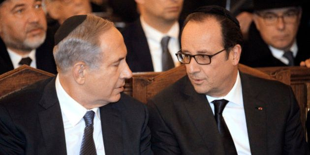 Juifs de France : pourquoi Netanyahu multiplie les appels, au risque d'agacer