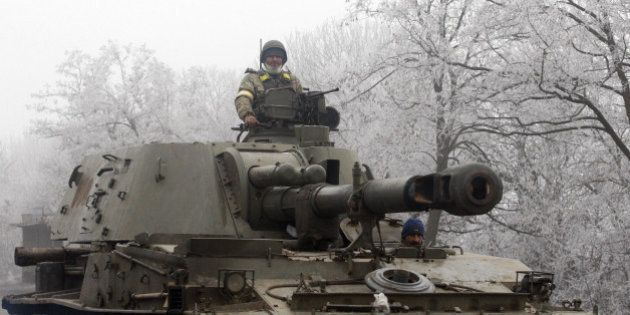 Ukraine-Russie: les accords de Minsk 2 ont (déjà) du plomb dans