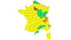 Alerte neige en Île-de-France dans la nuit de vendredi à