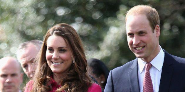 Royal baby: Kate Middleton donne naissance à une