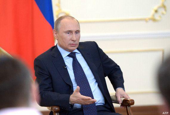 Crise en Ukraine : Vladimir Poutine parle pour la première fois depuis la chute de Viktor