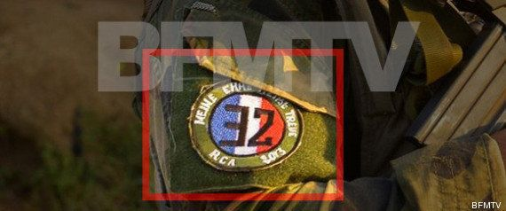Centrafrique: un insigne nazi surpris au bras d'un soldat français sur une photo officielle de