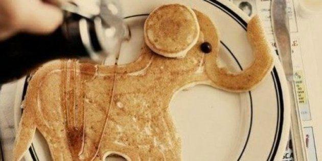 PHOTOS. Pancake: la recette pour en faire des œuvres
