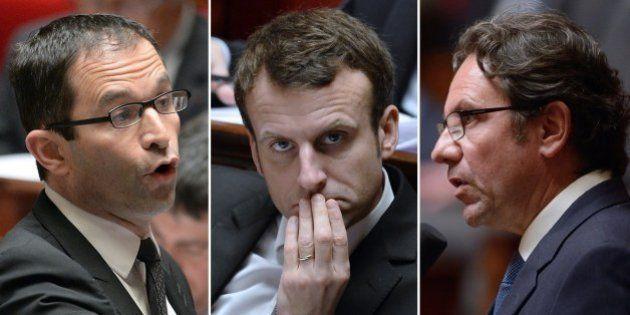 Loi Macron: les frondeurs du PS compensés par les frondeurs de l'UMP et de