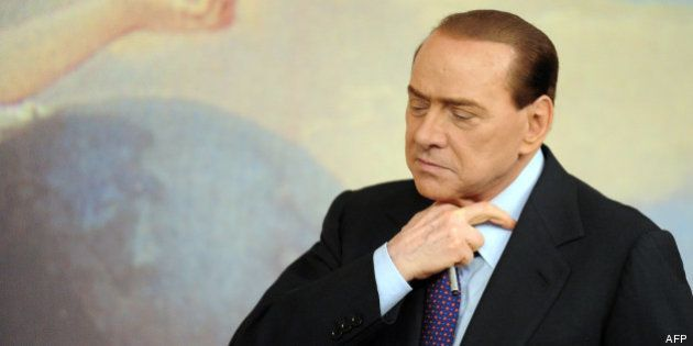 Après le coup d'éclat de Berlusconi, le chef du gouvernement italien s'en remet au