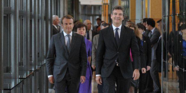 Arnaud Montebourg voterait la loi Macron, selon le Parisien, l'intéressé