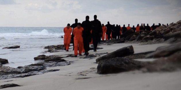 Etat islamique: la terreur par