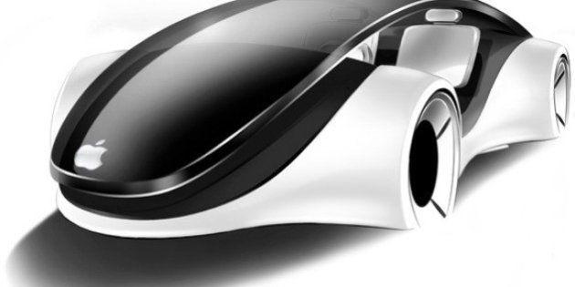 iCar: Non, la voiture Apple n'est pas pour tout de