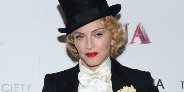 PHOTOS. Beyoncé: Madonna lui cède son trône de reine de la