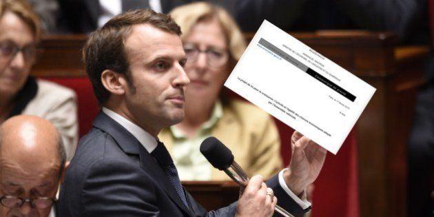 Loi Macron : Bercy envoie un communiqué annonçant l'adoption du texte... avant le vote des