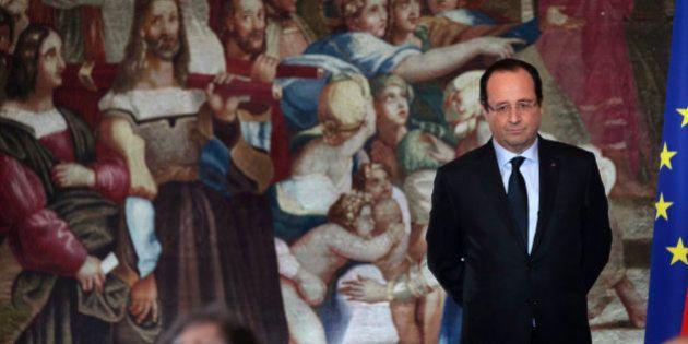 Blague de Hollande: le président français exprime ses