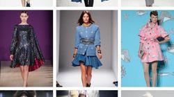 Jour 3 à la Fashion week: avoir les cartes en