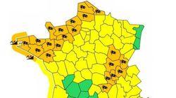 Vents violents : 23 départements en vigilance