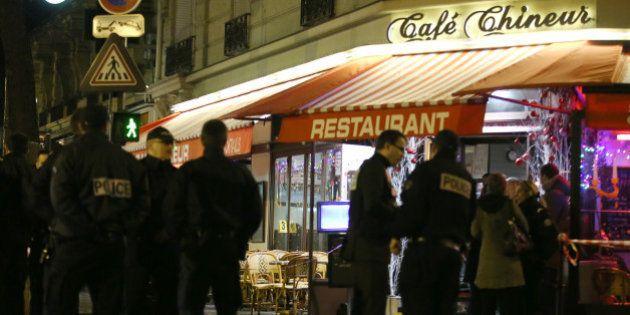 Un homme et une femme abattus dimanche soir dans un bar à Paris, le tireur en