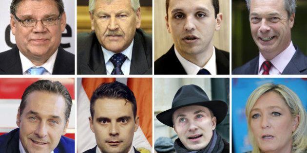 Extrême droite européenne: comme au FN, la dédiabolisation est en marche (presque)