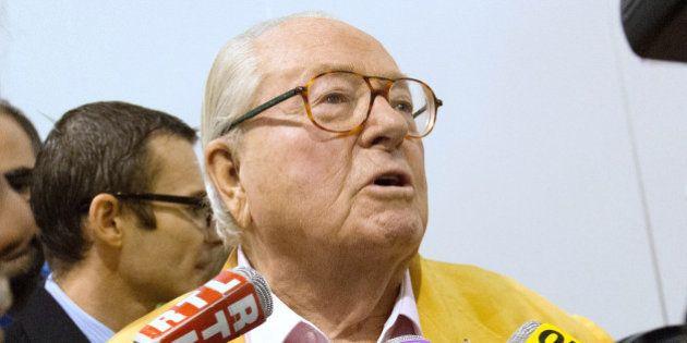 Avortement en Espagne: Jean-Marie Le Pen soutient la nouvelle loi, et il est le seul (en