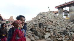 Au Népal, plus de 4300 morts et 8 millions de personnes