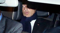 Comment Nicolas Sarkozy a réagi à sa mise en