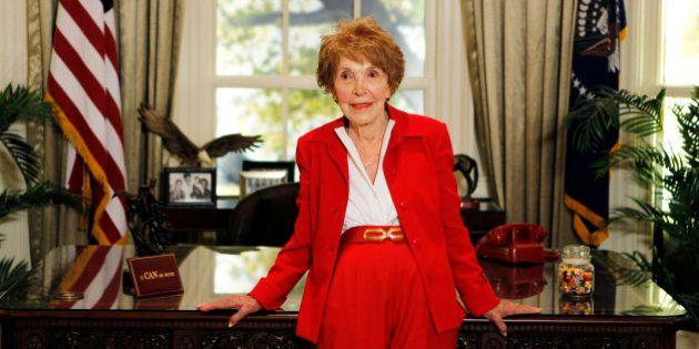Nancy Reagan est morte à 94