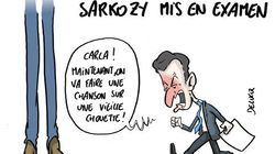 Sarkozy mis en examen: on connaît la