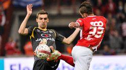 Un footballeur belge victime d'un arrêt cardiaque en plein