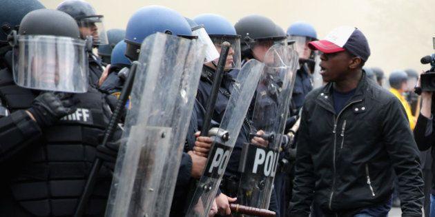 Emeutes à Baltimore: un an de bavures policières contre les