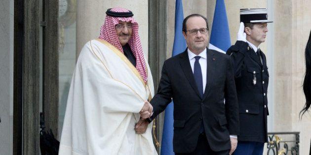 Pourquoi la France a accordé la légion d'honneur à un dirigeant d'Arabie