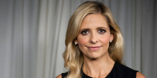 Actress Sarah Michelle Gellar poses for a portrait on Tuesday, Sept. 24, 2013 in Los Angeles. (Photo...