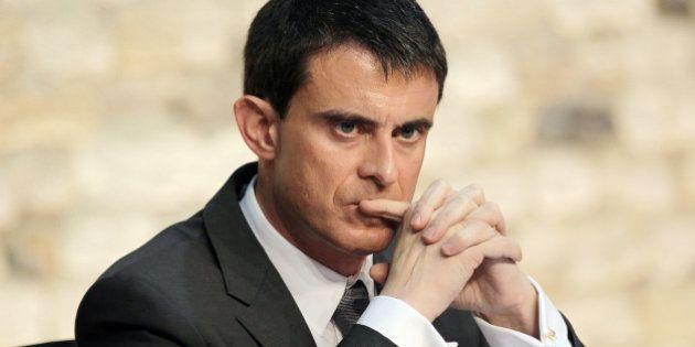 Manuel Valls s'inquiète du vote sur le projet de loi Macron à