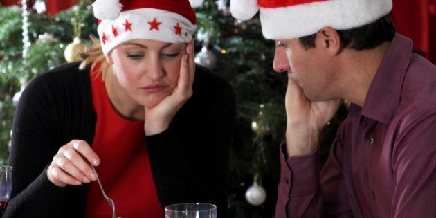 Noël: une période propice aux ruptures et aux
