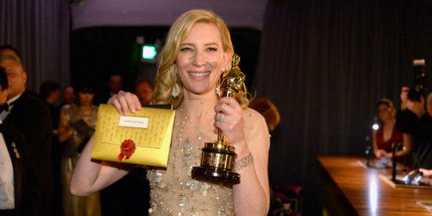 Cate Blanchett s'offre un tatouage pour célébrer son