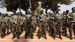 Centrafrique: des soldats de la force africaine se battent entre