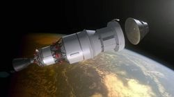 Le lancement d'Orion, première étape d'un (très) long voyage vers