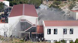 Le centre d'accueil de réfugiés de Lampedusa vidé après une