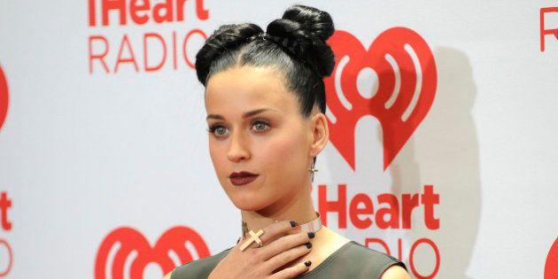 Katy Perry a pensé au suicide après sa séparation avec Russell