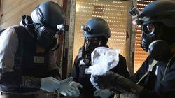 Syrie : les inspecteurs arrivent pour détruire les armes