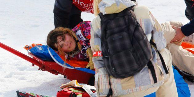 Sotchi : la skieuse russe Maria Komissarova restera paralysée à