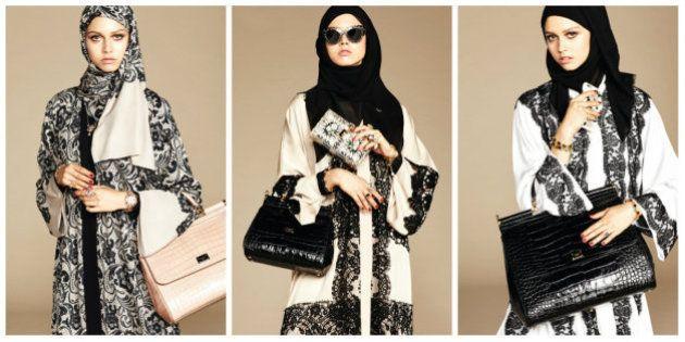 La marque italienne Dolce & Gabbana sort sa première collection de hijabs à la sauce