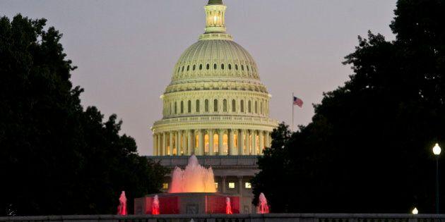 Les députés américains imbibés d'alcool juste avant le shutdown, selon des reporters
