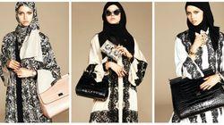 Dolce & Gabbana lance sa première collection de hijabs à la sauce