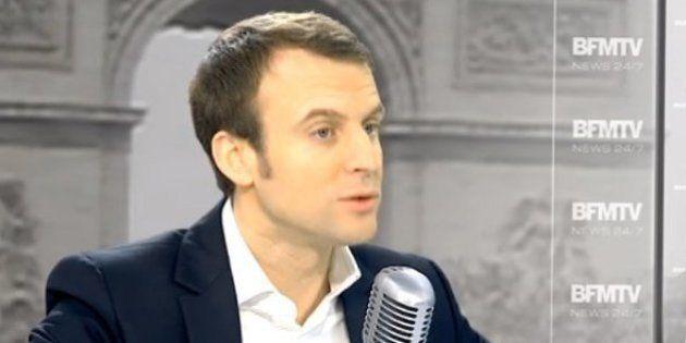 Emmanuel Macron n'a pas sa carte de membre du Parti