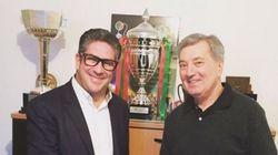 19 ans après, Roger Lemerre de nouveau entraîneur d'un club