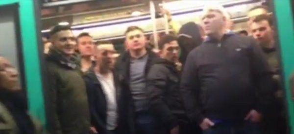 VIDÉOS. PSG-Chelsea: la traque des supporteurs racistes du métro rappelle le passé trouble du club