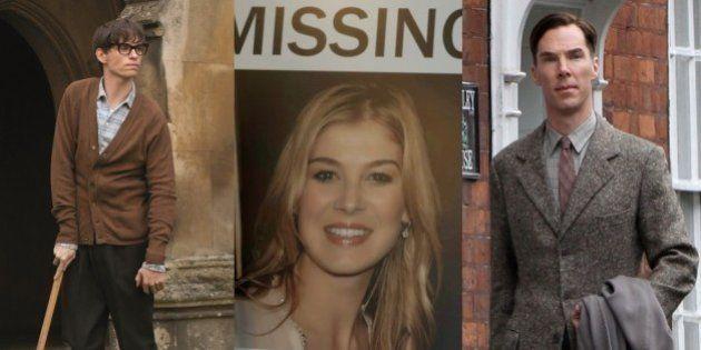 PHOTOS. Oscars 2015: les acteurs britanniques sont-ils trop