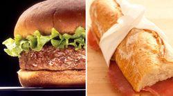 Jambon-beurre vs Burger: le match n'a jamais été aussi serré chez les